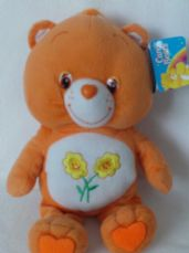 Adorable Big 'Friend' Care Bear Plush Bear BNWT